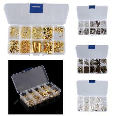 Jewelry Making Starter Kit Set Jewelry Findings DIY Crafts with Box