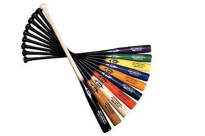 Easton MLF5 Maple Fungo Baseball Bat (37-Inch, Black/Purple)