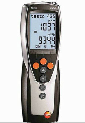 testo 435-2 Indoor air quality meter Displays dew point difference 0563 4352