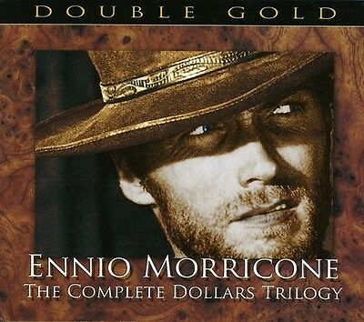 Ennio Morricone - Complete Dollars Trilogy [New CD] Germany - Import