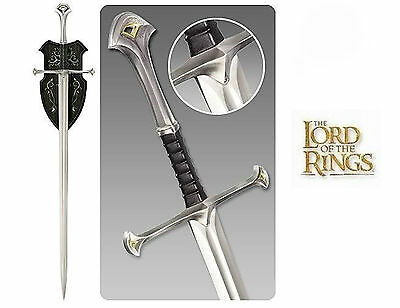 Lord of rings Anduril Narsil Sword of King Aragorn **** 120cm / 47.2 inches ****
