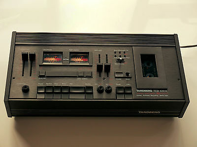 Tandberg TCD 420 A Cassette Deck - SERVICED by Tandberg Engineer