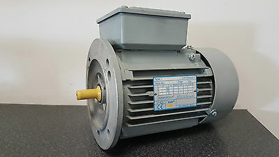 WAM 0.12 KW, 4p, B5, 63 frame, 3 phase electric motor