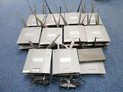 JOB LOT 22 x D-Link Managed Wireless Access Points PoE *working order* inc. VAT