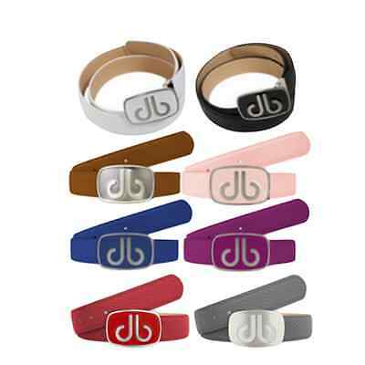 Druh Players Leather Golf Belts