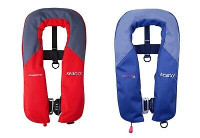 Seago Seaguard 165N Lifejacket Automatic (With or Without Harness)