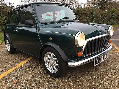 1990 Rover Mini Mayfair. 1000cc. BRG. One owner from new. 35K FSH. Very rare.