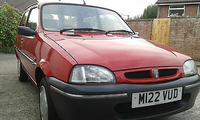 ROVER METRO 111i.....12 MONTHS M.O.T...66K ONLY.