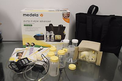 Medela Pump In Style Advanced Double Breast Pump 57063