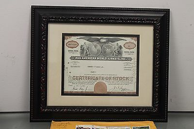 VINTAGE AMERICAN BRANDS STOCK CERTIFICATE Lot 14