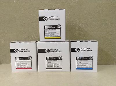 Complete Set Of Canon GPR-23 Toner