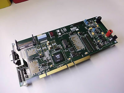 1 St. Lattice ECP2 Evaluation Board, Rev-B (Lagerf. X49) !!