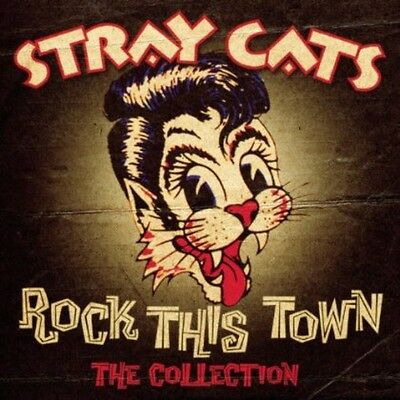 Stray Cats - Stray Cats : Rock This Town-The Collection [New CD]