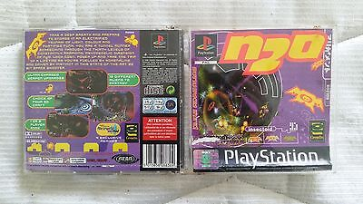 N20 Sony Playstation game UK PAL version