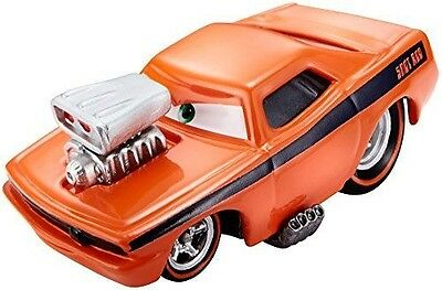 Mattel Disney/Pixar Cars Color Change Snot Rod Vehicle