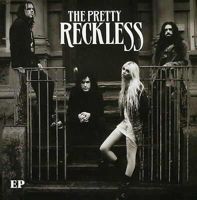 The Pretty Reckless - Pretty Reckless EP [New CD] Canada - Import