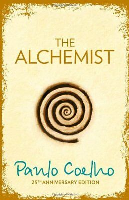 The Alchemist: A Fable About Following Your Dream-Paulo Coelho