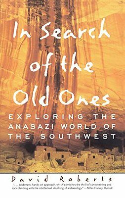 In Search of the Old Ones-David Roberts