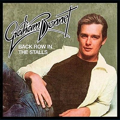 Graham Bonnet - Back Row In The Stalls: Expanded Edition [CD New]