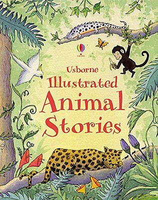 Illustrated Animal Stories-Lesley Sims