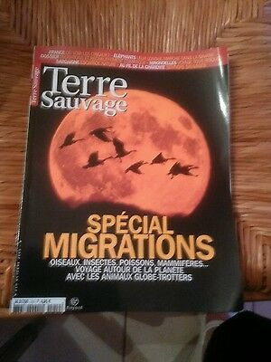 Terre Sauvage n° 210 oct 2005 - special migrations