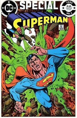 "Comic DC ""Superman #3 Special"" 1985 NM"