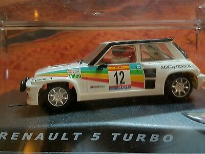 Spirit Renault 5 Turbo Carlos Sainz