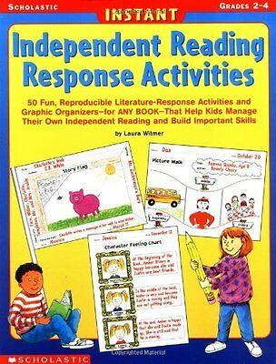 Instant Independent Reading Response Activities-Laura Witmer