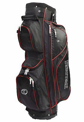 Spalding Golf Deluxe Cart Bag with 14 way Divider
