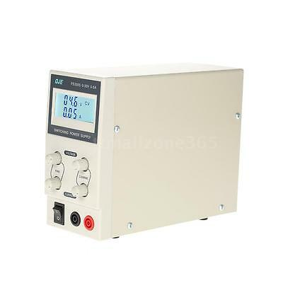 New 30V 5A Adjustable Precision Digital Regulated DC Switching Power Supply U0X4