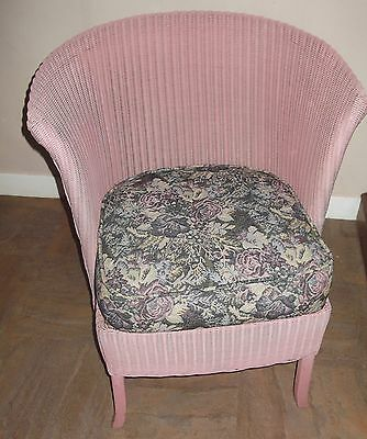 Lloyd Loom Lusty Chair