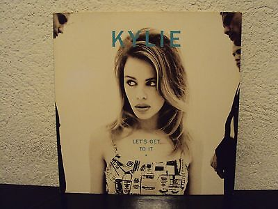 KYLIE MINOGUE- Let´s get to it