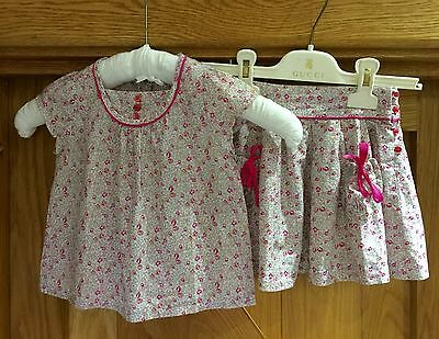 Jacardi Baby Girls 2 Piece Set Age 2