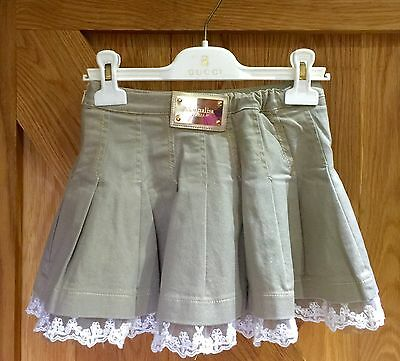 Monnalisa Girls Skirt Age 5