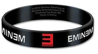 Eminem Rubber WRISTBAND Official