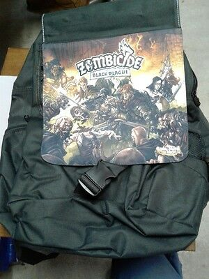 1x  Zombicide: Black Plague: Back Pack Open/Loose Accessories - Board Games