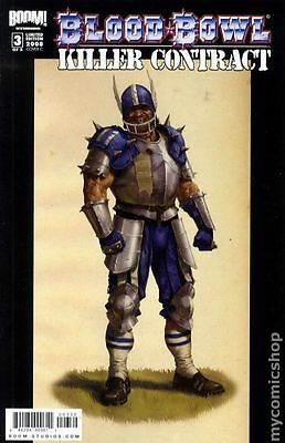 Blood Bowl Killer Contract (2008) #3C FN