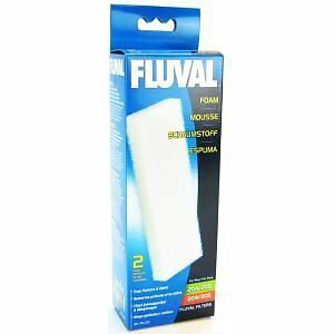 2 Pack Deal - Hagen - Fluval 204/304 205/305 Foam Filter Block