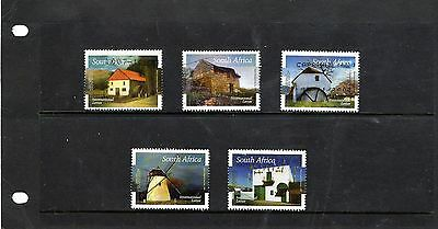 South Africa - 2007 F/used Mills Set.