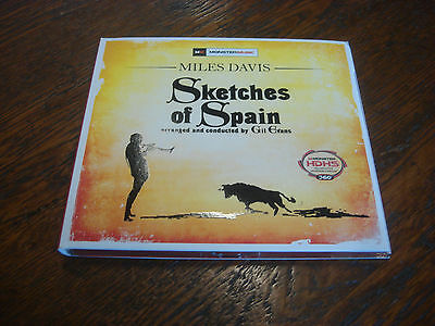 Miles Davis - Sketches Of Spain CD Stereo Monster HDS High Definition Surround