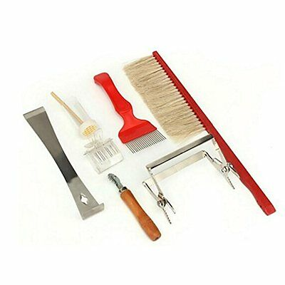 AmgateEu 7-Piece Beekeeping Tool Set