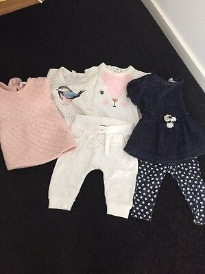 Country Road baby girls Clothes Bundle 0-3 months