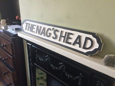 Only fools and horses, The Nags Head vintage sign