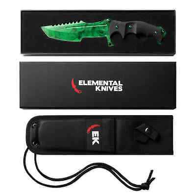 Elemental Knives Gamma Phase 2 Real Huntsman CSGO Knife Skin Counter Strike CS