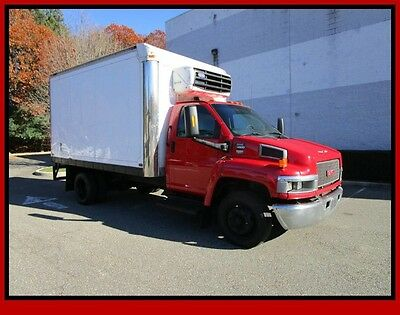 2004 GMC Other  04 GMC 4500 Top Kick Cab & Chassis  Refrigerator Box Truck DuraMax Diesel