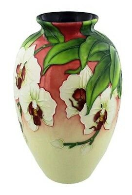 """Old Tupton Ware Morning Orchid '8"""" VASE'  NEW in Gift Box Collectable Giftware"""