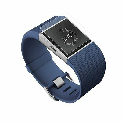 Maveek HD Ultra Clear Film Screen Protector with Anti-shock for Fitbit Surge