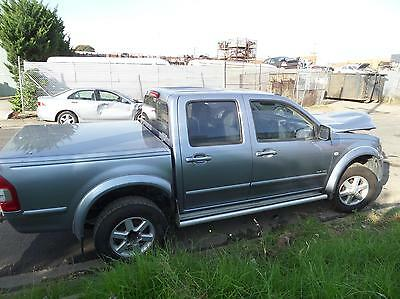 Holden Rodeo Trans/gearbox Auto, 2Wd, Petrol, 3.5, 6Ve1, V6, Ra, 03/03-10/06 03