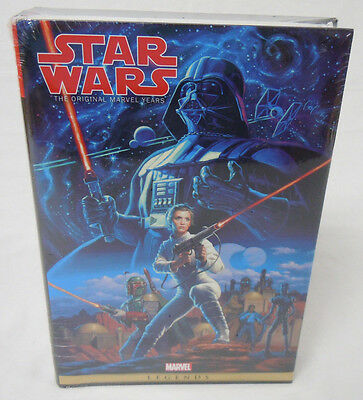 Star Wars The Marvel Years Omnibus Volume 2 HC Hard Cover New Sealed $125