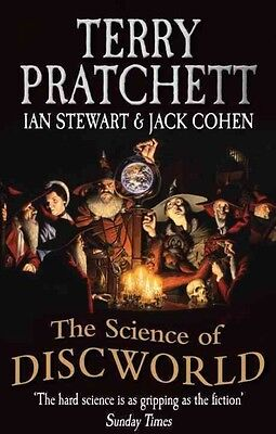 The Science of Discworld by Terry Pratchett Paperback Book (English)